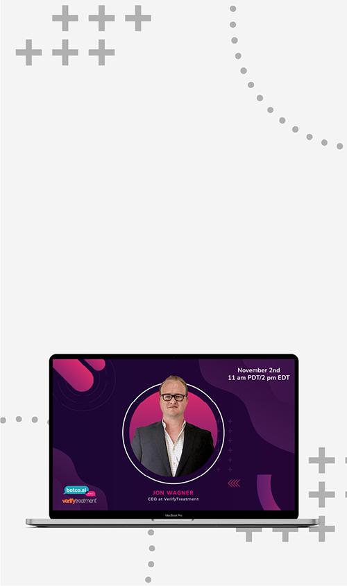 VerifyTreatment webinar promotion