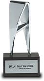 Logo of 2019 HSMAI Adrian Awards Best Western Rewards Chatbot, 5D. Mobile Marketing, Silver Best Western Rewards Chatbot, 26D. Loyalty, Bronze
