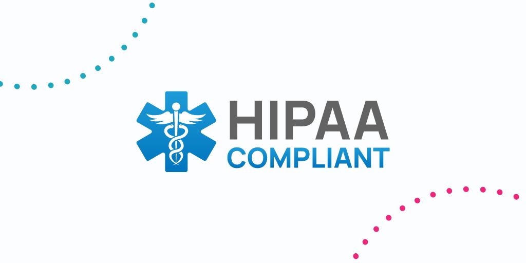 HIPAA compliant graphic